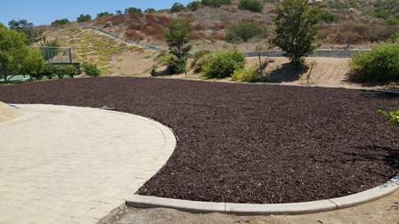 Brown Woodchips